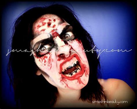 tutorial zombie the walking dead walking dead zombie makeup tutorial hot girls wallpaper