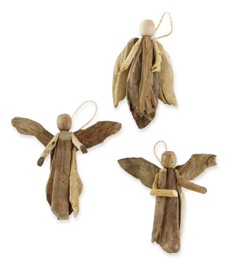 driftwood crafts for gifts and holidays driftwood set of 3 rustic driftwood