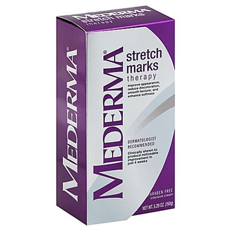 Mederma Stretch Marks Therapy mederma 174 5 29 oz scar therapy for stretch marks buybuy baby