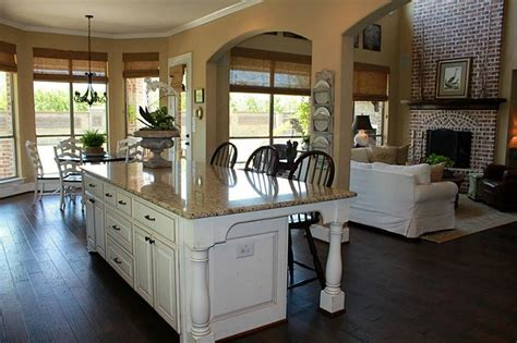 large kitchen island with seating kitchens