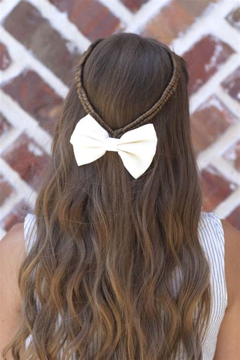 easy hairstyles for school no braids 41 diy cool easy hairstyles that real can actually