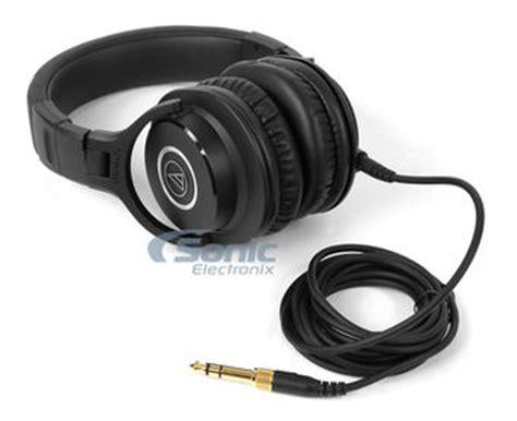 Audio Technica Ath M40x Professional Headphone Hitam audio technica ath m40x professional monitor headphones