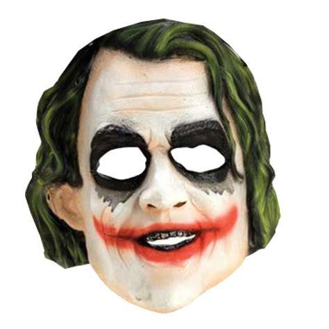 printable villain masks joker 3 4 vinyl child mask batman villain props