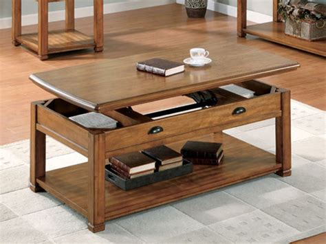 coaster company cappuccino coffee table lift top coffee table in oak finish by coaster 701188