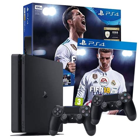 Gift Ideas For Kitchen Tea Sony Playstation 4 Fifa 18 With An Extra Controller 500gb
