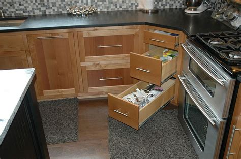 kitchen cabinets corner solutions 30 corner drawers and storage solutions for the modern kitchen