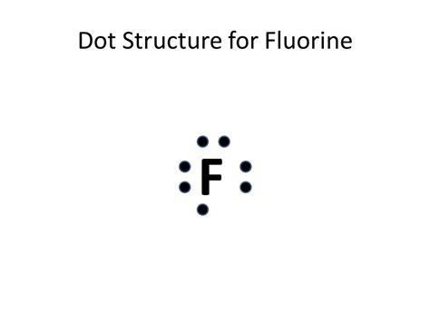 lewis dot diagram of fluorine 1589