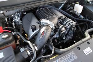 chevy silverado 6 0 supercharger