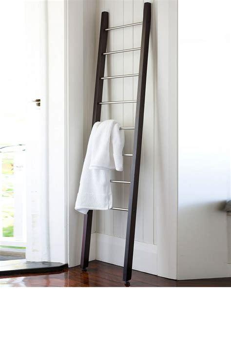 Wooden Towel Rack Nz by Ladder Towel Rack Home Stuff D