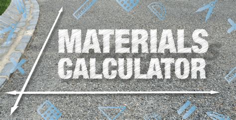 Material Calculator For Gravel Decorative Gravel And Rocks Nj Ny Pa Northern