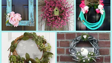 spring wreaths 2017 spring wreaths ideas spring decorating ideas diy