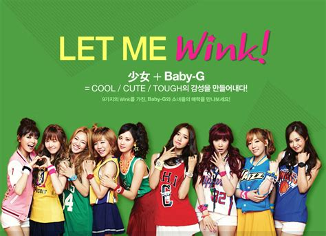 Foto Jam Tangan Baby G Snsd by ft snsd for casio baby g