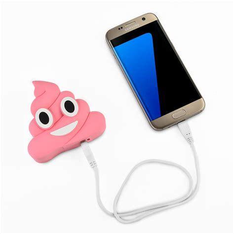 Power Bank Emoji Oppo emoji pink portable charger power bank 2600 mah futurocks