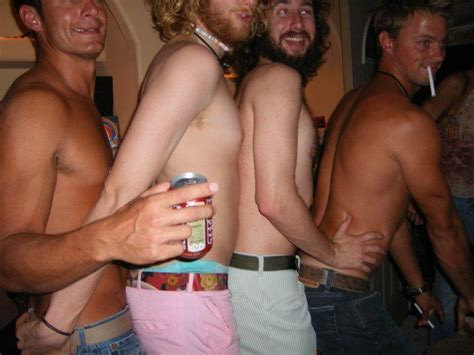 Gay orgy club