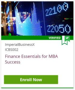 Capital Mba Courses by Mba Preparation 4 Pre Mba Courses Essential For Success