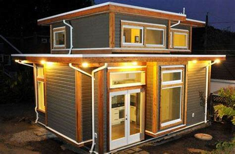 Small Home Builders Canada The Laneway Small House Phenomenon In Vancouver