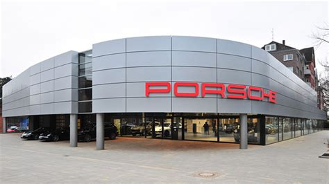Porsche Autohaus by Porsche Zentrum Kiel Autohaus De