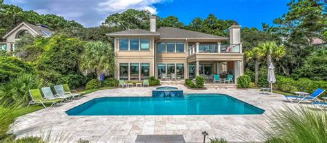 8 bedroom vacation rentals hilton head eight bedroom vacation rentals