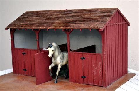 Breyer Barn model barns on stables breyer horses and barns