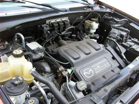 2005 Mazda Tribute Used Engine Description Gas Engine