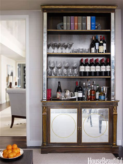 30 stylish home bars beautiful antique bookcase and design
