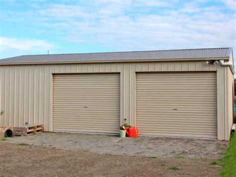 eureka garages and sheds gable roof garage 3