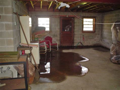 why is your basement leaking how hydrostatic pressure