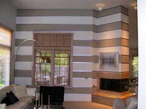 striped wall wall painting ideas stripes