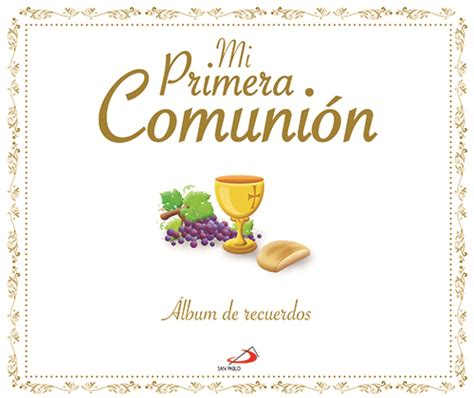 para primera comunion mi primera pictures to pin on pinterest mi primera comunion album san pablo 11