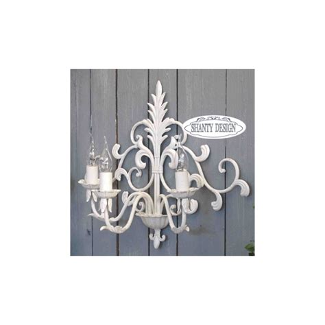 applique country chic applique roma 5 shabby chic ladari lade