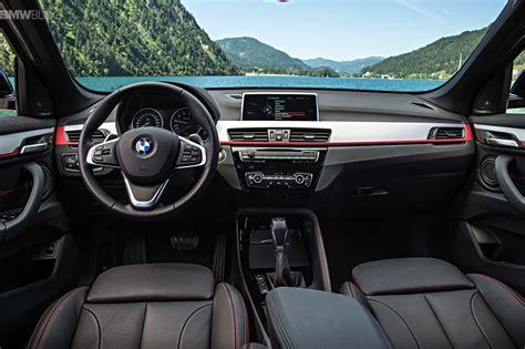 interior design bmw x1 2016 bmw x1 first drive