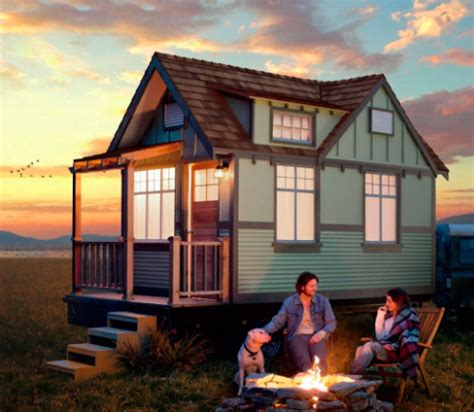 Tiny House Sweepstakes 2016 - behr paint is giving away a tiny house worth 75 000 in a sweepstakes