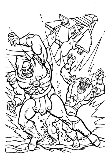 He Man Coloring Pages To Download And Print For Free He Coloring Pages
