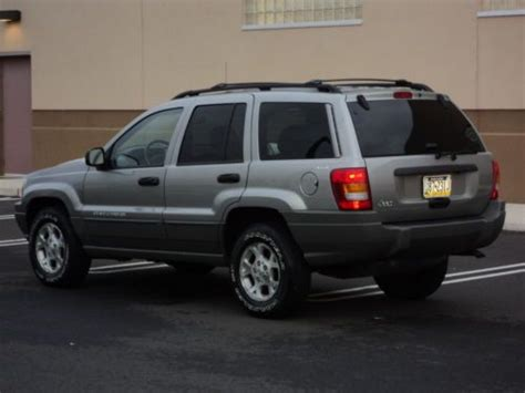 99 Jeep Grand Laredo Buy Used 2000 99 01 02 03 04 Jeep Grand 4x4