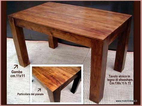mobili etnici verona foto tavolo etnico gamba quadrata di mobili etnici