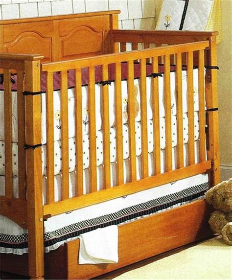 How To Fix A Drop Side Crib by Designs Brand Drop Side Cribs Sold Exclusively
