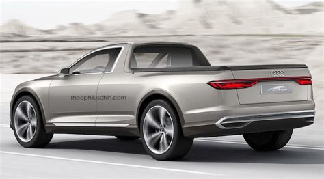 Audi Pick Up In Germany by A Pick Up Of Audi It Would Be Interesting As A Manager In