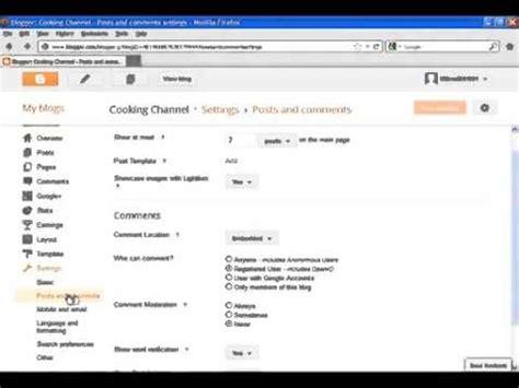 cara membuat blog gratis youtube cara membuat blog sendiri gratis di blogspot terbaru 2013