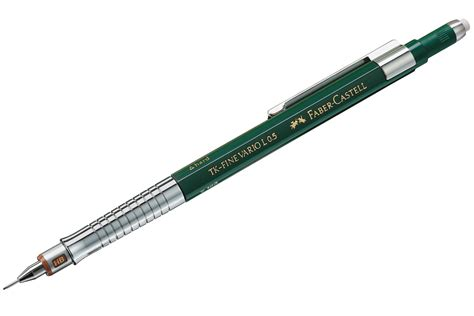 Pen Paper Faber Castell Pencil Lead Superfine 2b faber castell tk vario mechanical pencil 0 5mm