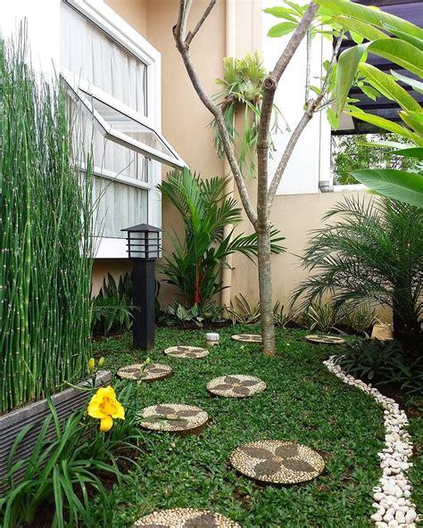 desain taman minimalis depan rumah taman minimalis