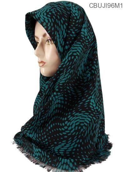 Segiempat Motif Pink jilbab rawis segiempat doublehicon motif sparkle jilbab
