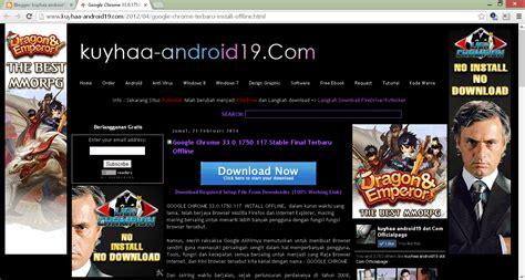chrome terbaru kuyhaa download google chrome 33 0 1750 154 stable final terbaru