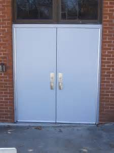 Exterior Steel Doors And Frames Commercial Entry Doors A A Safe Lock