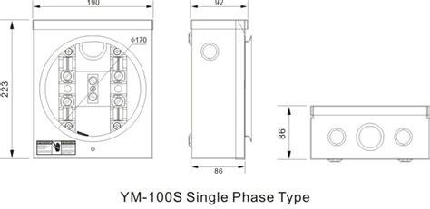 meter socket diagram 20 wiring diagram images wiring