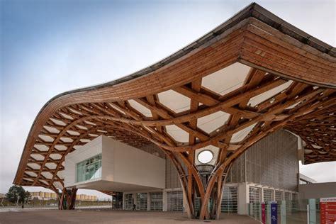 Architecture Ban It by Centre Pompidou Metz Shigeru Ban Architects Jean De