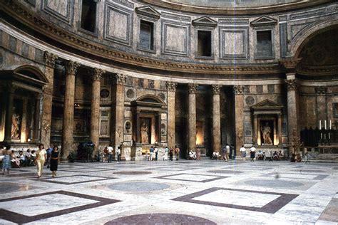 cupola pantheon roma roma caput mundi il pantheon