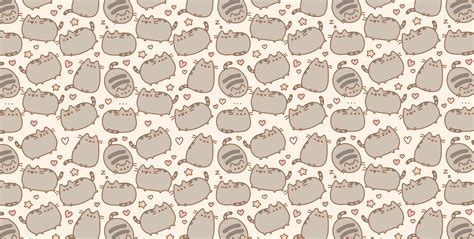 cat wallpaper tile amazing pusheen cat desktop wallpaper wallpapersafari in