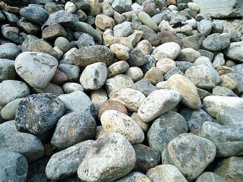river rock landscape stone rock 1 1 2 installing landscape