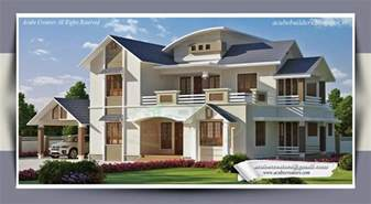 luxurious bungalow house plans at 2988 sq ft