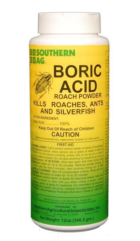 Bor Ic Boric Acid